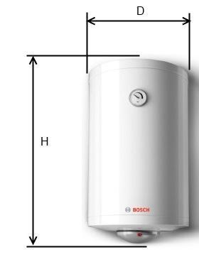 boiler 80 liter