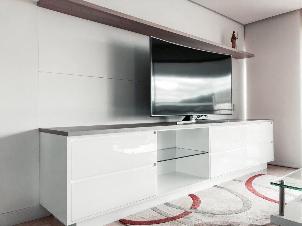 tv meubel van 3 meter